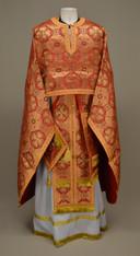 Greek Priest's Vestments: Red #9 - 52/140