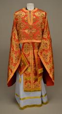 Greek Priest's Vestments: Red #10 - 52/135