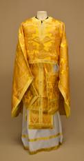 Greek Priest's Vestments: Gold #17 - 52/135