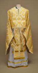 Greek Priest's Vestments: Gold #18 - 52/140