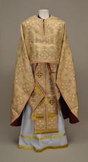 Greek Priest's Vestments: Gold #19 - 52/140