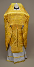 Russian Priest's Vestments: Gold #23 -  52 / 145