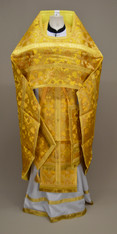 Russian Priest's Vestments: Gold #25 -  54 / 150