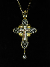Jeweled Cross #06