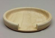 Large Wood Paten #01