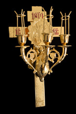 Paschal Triple Candlestick #02