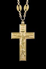 Gold Pectoral Cross #8
