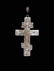 Silver Pectoral Cross #7