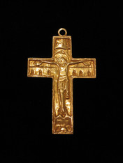 Gold Pectoral Cross #2