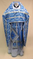 Russian Priest's Vestments: Blue #5 - 52/145