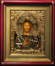Savior Icon #05 (Handpainted)