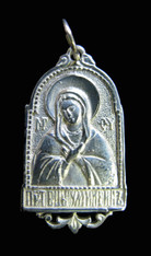 Tenderness Icon Medallion