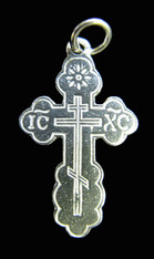 St. Seraphim's Cross - Medium