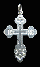 St. Xenia's Cross - Medium