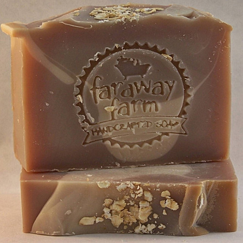 Oatmeal, Milk, & Honey Sassy Shea Soap