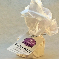 Oats & Goats Bath Fizzy wrapped