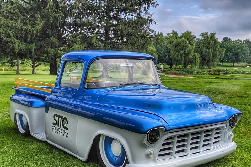 55' Chevy for Service Tire & Truck Center