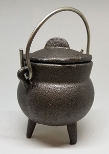 Mini Cauldron with Lid