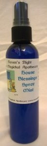 House Blessing  Spray 8 oz
