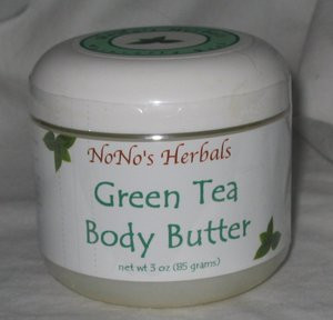 Green Tea Body Butter