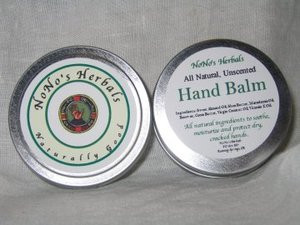 All Natural Hand Balm 1.5 oz