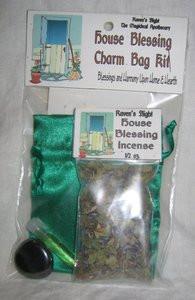 House Blessing Charm Bag Spell Kit