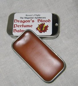 Dragon's Blood Perfume Balm