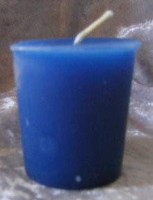 Water Elemental Votive Candle