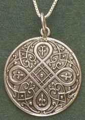 Renaissance Pendant by Brigid's Fire