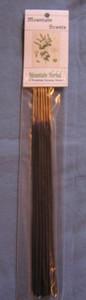 Mountain Herbal-Mountain Scents Premium Incense sticks