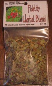 Fidelity Magickal Herb Blend 1/2 oz
