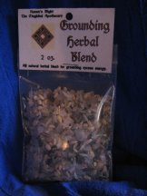 Grounding Herbal/Salt Blend