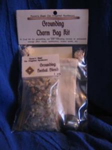 Grounding Charm Bag Kit