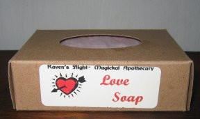 Love Magickal Soap