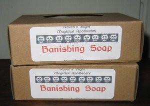 Banishing Soap