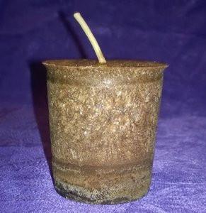 Patchouli Votive Candle *Palm Wax*