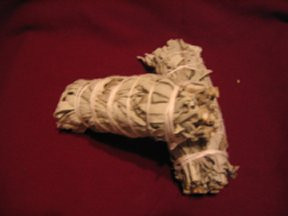 "5 1/2"" White Sage Smudge Sticks"