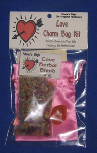 Love Charm Bag Spell Kit