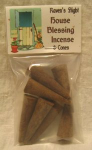 House Blessing Large Cone Incense (6)