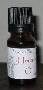 Hecate Magickal Oil Blend