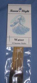 Water Elemental Premium Incense Sticks