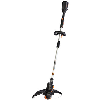 Cordless Grass Trimmer 60V Max Lithium Ion 14 Inch