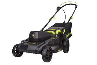 Electric 3-in-1 Lawn Mower 19""