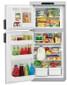 Dometic Americana Plus DM 2662 RB 6 cubic foot Refrigerator Inside