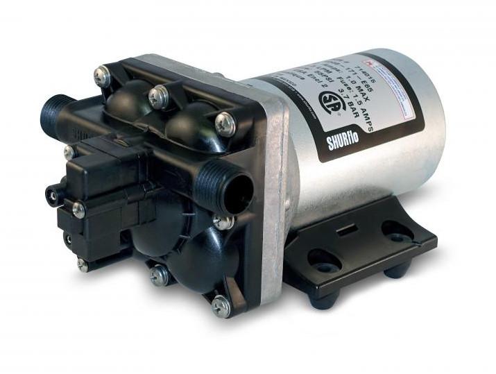 Shurflo Water Pump >> Shurflo Revolution Water Pump 115 Vac