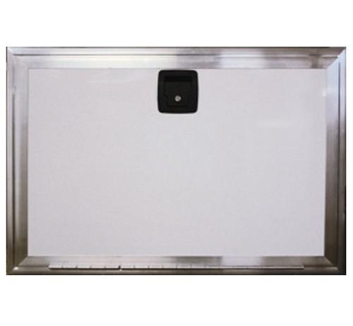 Challenger 400 Series Square Corner Baggage Door