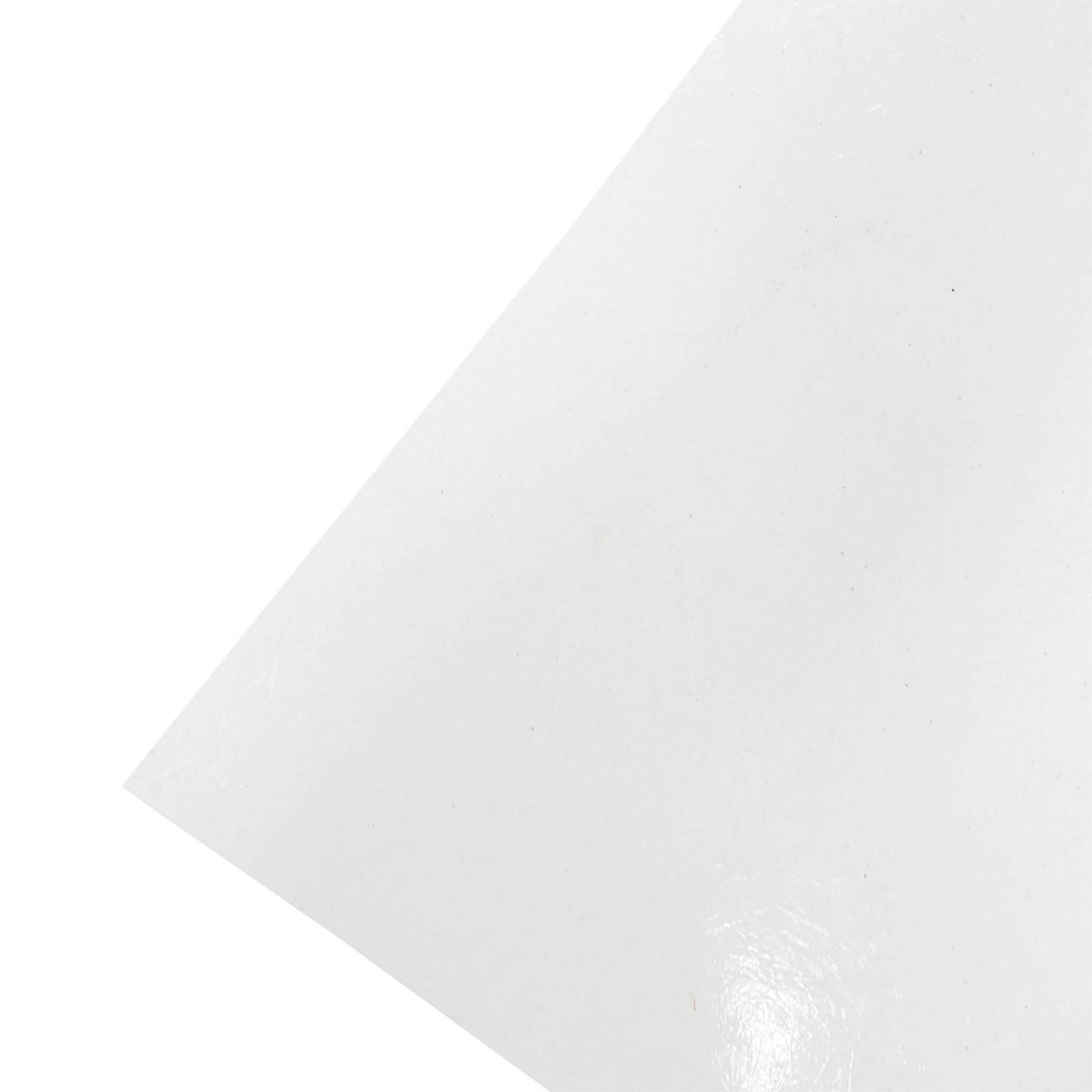 Arctic White RV Fiberglass/Filon Siding