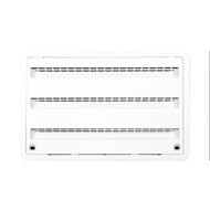 Dometic Refrigerator Sidewall Vent Polar White