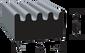 RV Ribbed Stock Seal
