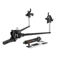 Pin-Style Trunnion Bar Weight Distribution Hitch Kit